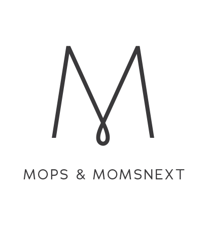 Logo mops and momsnext